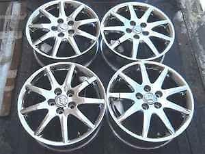 "Buick Lucerne 17"" Chrome Alloy Wheel Rims Set LKQ"