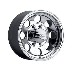 CPP Eagle 186 Wheels Rims 16x8 Fits Chevy GMC Silverado 2500 2500HD Duramax