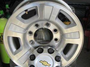 "17"" Chevy GMC Alloy Wheels Rims Duramax Silverado Factory Sierra 2500HD 05"