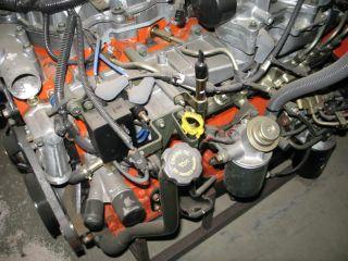 2003 Isuzu 7 8L Duramax Diesel Engine 0 Mile Motor 6HK1X