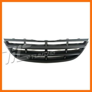 Fit 2004 2005 Kia Spectra EX LX Grille Grill New Front Body Parts Replacement