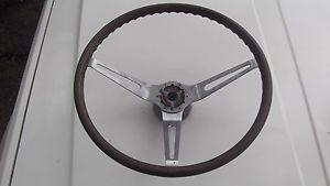 Steering Wheel Chevelle Chevy Camaro Nova Impala Buick Olds Rat Rod Pontiac RARE