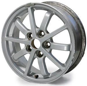 "16"" Factory Silver 2000 2002 Mitsubishi Eclipse Wheel 65771 16x6 5x114 3"