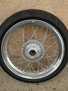 Ducati Monster Roadracing Road Racing Cafe Racer Wire Wheels