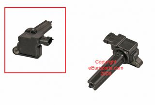 New Genuine Saab Ignition Coil 12787707