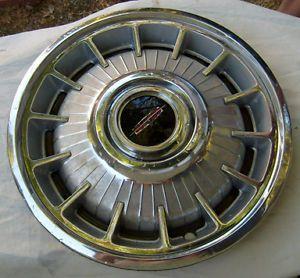1964 Olds Full Sized Car Wheel Cover