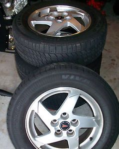 Pontiac Grand Prix Rims 17