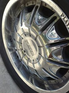 "Player Rims for Sale 20"" inch with Tires Included in Brownsville TX"