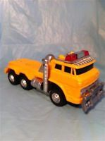 Friction Toy Truck