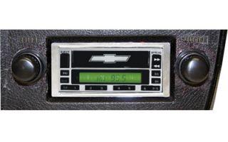 1973 1974 1975 1976 1977 1986 Chevy Pick Up Truck Radio USA 1 Custom Autosound