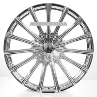 "24"" inch VC10 Wheels and Tires Rims for 300C Charger Magnum Challenger"