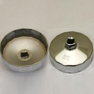 Honda Isuzu Oil Filter Wrench Socket Tool 89mm 15 Flute