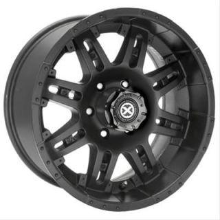 American Racing ATX Series Black Thug Wheel 399178570