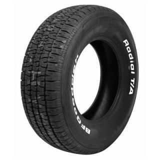 Coker BFGoodrich Silvertown Radial Tire 215 70 14 Whitewall Radial 555776 Each