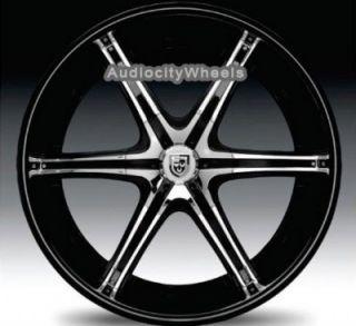 "22""inch Laxani Wheels Land Range Rover FX35 Rims"