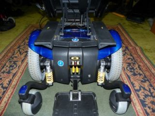 Quantum 614 Electric Wheelchair with Rear Pilot We SHIP