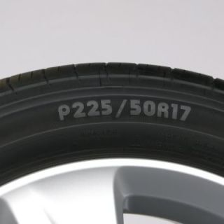 "4 17"" Acura TSX Factory OEM Silver Wheels Rims Tires TPMS Sensors 2007 2012"