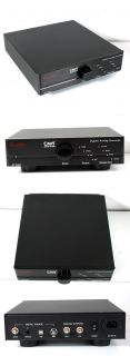 Cary Audio Xciter DAC Digital to Analog USB Converter New IOB Processor