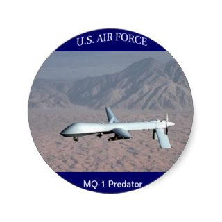 U.S. Air Force MQ 1 Predator Drone Sticker