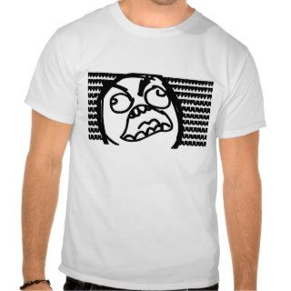 rage meme face fuu shirts