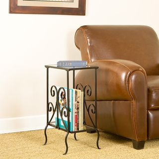 Mayfair Magazine Table Upton Home Coffee, Sofa & End Tables