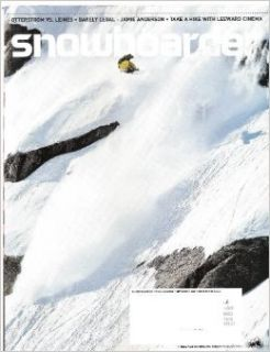 Snowboarder September 2008: Pat Bridges: Books
