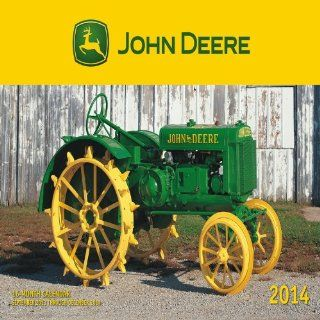 John Deere 2014 16 Month Calendar   September 2013 through December 2014 Ralph W. Sanders Englische Bücher