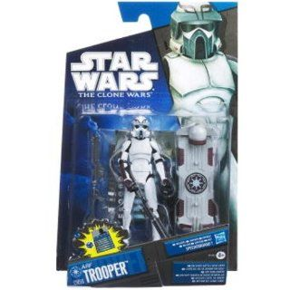 Star Wars 2011 Clone Wars Animated Action Figure CW No. 56 ARF Trooper Kamino: Toys & Games