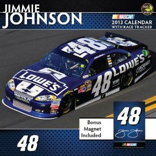 (12x12) Jimmie Johnson   2013 Deluxe Calendar   Prints