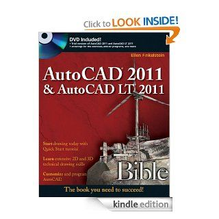 AutoCAD 2011 and AutoCAD LT 2011 Bible eBook: Ellen Finkelstein: Kindle Store