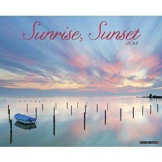 Sunrise, Sunset   2014 16 Month Calendar