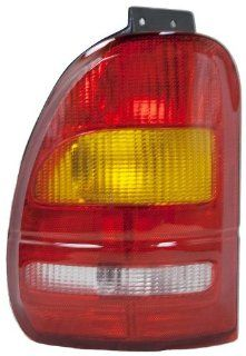 OE Replacement Ford Windstar Driver Side Taillight Assembly (Partslink Number FO2800112): Automotive