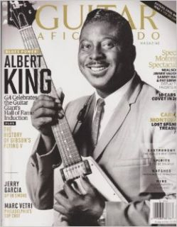 Guitar Aficionado Magazine Volume 5 Number 2 2013 (Albert King Magazine): Various: Books