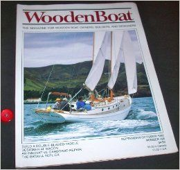 WoodenBoat (Wooden Boat) September/October 1992   Number 108: Jonathan Wilson: Books