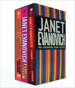 Plum Boxed Set 5, Books 13 15 (Lean Means Thirteen / Fearless Fourteen / Finger Lickin' Fifteen) (Stephanie Plum Novels): Janet Evanovich: 9780312537890: Books