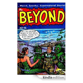 The Beyond, Number 21, Red Shadow of Abaddon eBook: Ace Comics, Yojimbo Press LLC, Sy Grudko, Dick Beck, Lou Cameron, Jim McLaughlin: Kindle Store