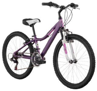 Diamondback 2013 Girl's Lustre Mountain Bike (20 Inch Wheels, Pink) : Sports & Outdoors