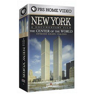 New York   The Center of the World (Part 8) [VHS]: David Ogden Stiers, Louis Armstrong, Mrs. Vincent Astor, Abraham Beame, Irving Berlin, Winston Churchill, Duke Ellington, F. Scott Fitzgerald, George Gershwin, Edward Herrmann, Gene Jones, Fiorello LaGuard