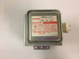 Universal Microwave Magnetron Part Number: Toshiba 2M248J GS fits many brands such as (Kenmore GE Amana Fridgidaire Galaxy LG Sharp Philips Whirlpool Goldstar Ewave Panasonic Jenn Air and more: Everything Else
