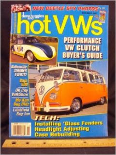 1997 97 NOV November DUNE BUGGIES and HOT VWs Magazine, Volume 30 Number # 11: Wright Publishing Company: Books