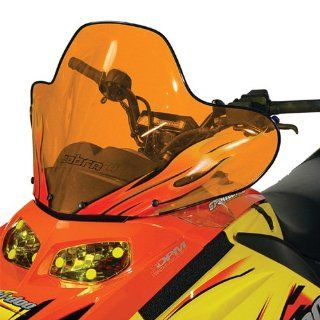 COBRA WINDSHIELD SKI DOO REV ORANGE TINT: Automotive