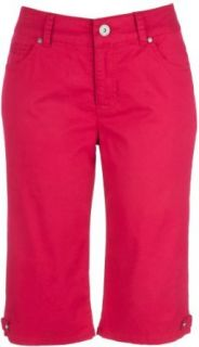 BANDOLINO Brady Skimmer Shorts 6 Cherry wine red