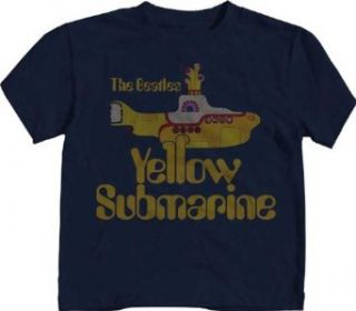 Beatles Yellow Submarine Deep Sea Toddler Music T Shirt (2 Toddler): Clothing