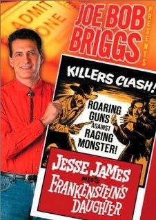 Joe Bob Briggs Presents: Jesse James Meets Frankenstein's Daughter: John Lupton, Narda Onyx, Estelita Rodriguez, Cal Bolder, Jim Davis, Steven Geray, Rayford Barnes, William Fawcett, Nestor Paiva, Roger Creed, Rosa Turich, Felipe Turich, Fred Stromsoe,