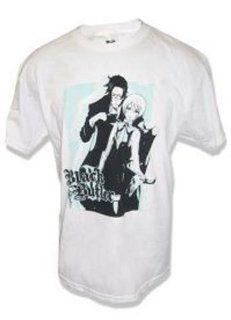 Black Butler 2 Claude and Alois T Shirt (XXL)
