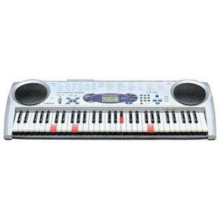 Casio LK 43 MagicLight Electronic Music Keyboard with Stand Musical Instruments