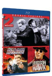 Hollywood Homicide / Hudson Hawk (Double Feature) [Blu ray]: Harrison Ford, Josh Harnett, Bruce Willis, Lena Olin, Danny Aiello, Andie MacDowell, Ron Shelton, Michael Lehmann: Movies & TV