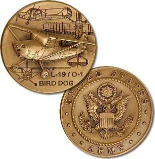 L 19 / O 1 Bird Dog Challenge Coin