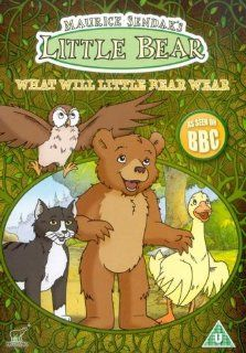 Little Bear   What Will Little Bear Wear? [Region 2]: Kristin Fairlie, Andrew Sabiston, Jennifer Martini, Sean McCann, Diane D'Aquila, Ashley Taylor, Tara Strong, Denis Akiyama, Ashley Brown, Kyle Fairlie, Ray Landry, Terry McGurrin, John B. Carls, Cli