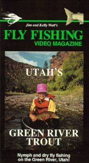 Fly Fishing Video Magazine Vol.19 Utah's Green River Trout [VHS]: Bill Marts, Kelly Watt, Dennis Breer, Don Dunkel, Jim Watt: Movies & TV